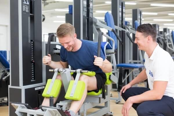 duales studium fitness