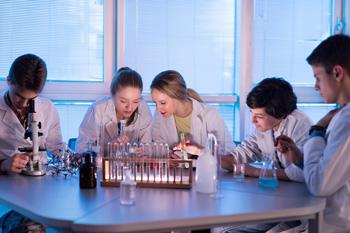Studium Chemie